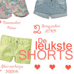 Musthave: korte shorts