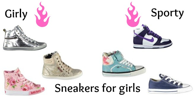 Sneakers zomer 2015