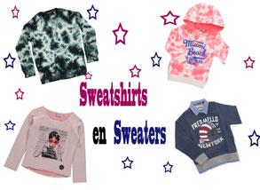 Sweatshirts en Sweaters